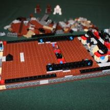 LEGO Sandcrawler 9