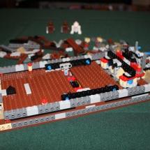 LEGO Sandcrawler 10