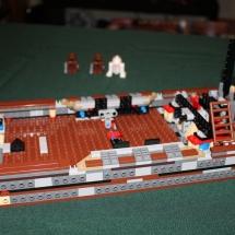 LEGO Sandcrawler 11