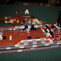 LEGO Sandcrawler 12