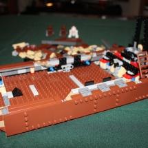 LEGO Sandcrawler 13