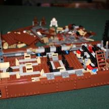 LEGO Sandcrawler 14