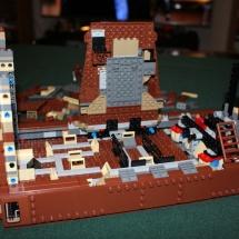 LEGO Sandcrawler 15