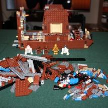 LEGO Sandcrawler 17