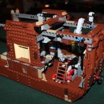 LEGO Sandcrawler 19