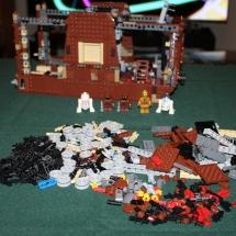 LEGO Sandcrawler 20