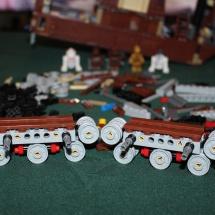 LEGO Sandcrawler 21