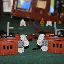 LEGO Sandcrawler 22