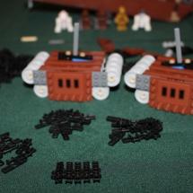 LEGO Sandcrawler 23