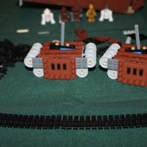 LEGO Sandcrawler Tracks