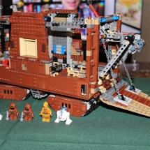 LEGO Sandcrawler 31