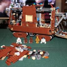 LEGO Sandcrawler 30