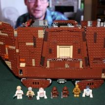 LEGO Sandcrawler 35