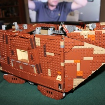 LEGO Sandcrawler 37