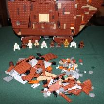 LEGO Sandcrawler 39