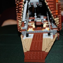 LEGO Sandcrawler Cargo Ramp