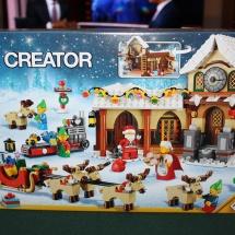 LEGO Santa's Workshop Box