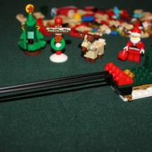 LEGO Santa's Workshop 8