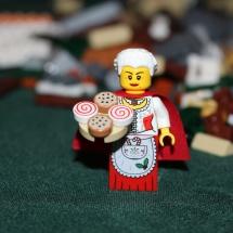 LEGO Mrs. Claus