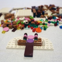 LEGO Gingerbread House 3