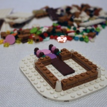 LEGO Gingerbread House 4