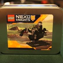 Nexo Knights Promotional Box
