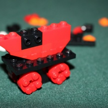 LEGO Wooden Duck 3