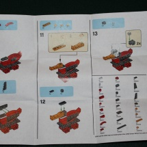 LEGO Wooden Duck Instructions 2