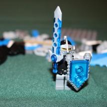 Nexo Knight Minifigure
