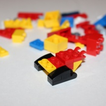LEGO Parrot 3