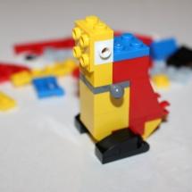 LEGO Parrot 5
