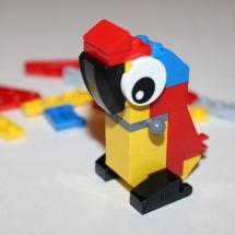 LEGO Parrot 7