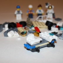 LEGO Space Starter Set 3