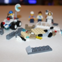 LEGO Space Starter Set 7