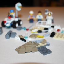 LEGO Space Starter Set 8