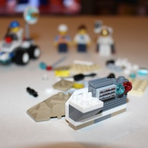 LEGO Space Starter Set 9