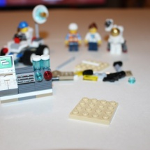 LEGO Space Starter Set 10