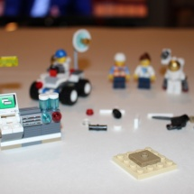 LEGO Space Starter Set 12