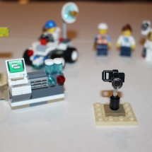 LEGO Space Starter Set 13