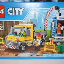 LEGO City Service Truck Box