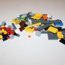 LEGO City Service Truck 1