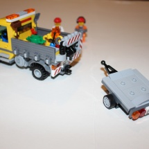 LEGO City Service Truck 13