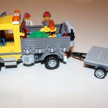 LEGO City Service Truck 14