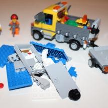 LEGO City Service Truck 15