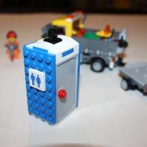 LEGO City Service Truck 18
