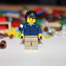 LEGO Lakeside Lodge Minifigure