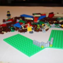 LEGO Lakeside Lodge 1