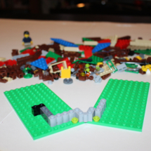 LEGO Lakeside Lodge 2