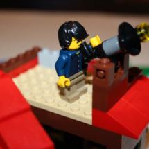 LEGO Telescope