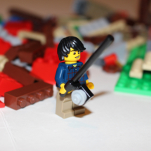 LEGO Lakeside Lodge Fishing Pole